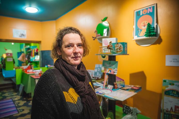 Inge Vandenbussche van Petit Zsa-Zsa sluit haar winkeltje met veel spijt in het hart