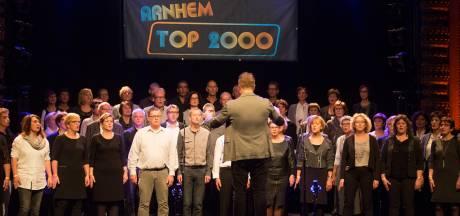 Coronavirus haalt streep door afsluiting van 10 jaar Top 2000 in Arnhem