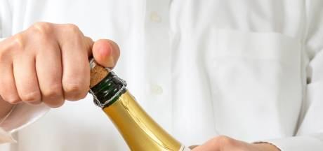 Udense wijnhandelaar bestraft voor verkoop van gestolen champagne