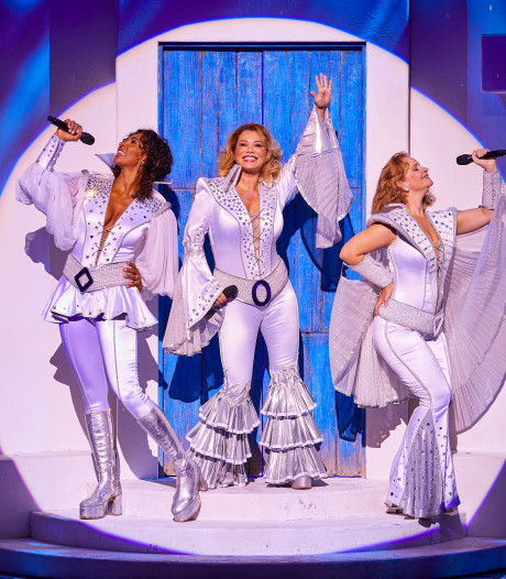 Musical Mamma Mia! verlengd tot en met juli