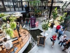 Festiviteiten 100-jaar CHV Noordkade in Veghel; overal is CHV in verweven