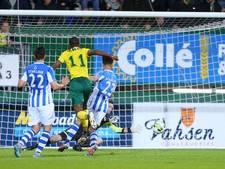 FC Eindhoven pakt punt bij Fortuna Sittard