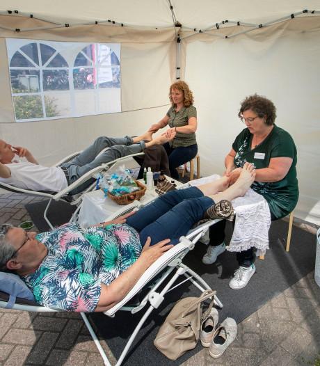 Belevingsmarkt Jagershorst Leende: 'Nog altijd onwetendheid over gezonde voeding'