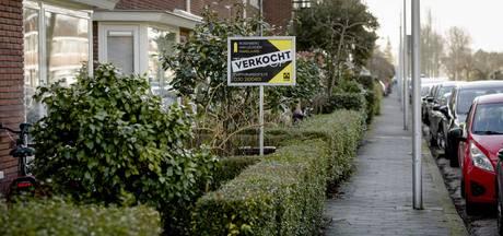 Nieuw record huizenverkoop