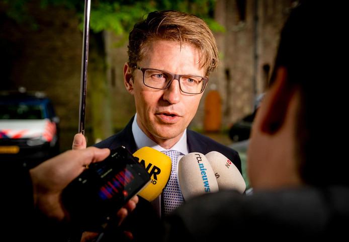 Sander Dekker.