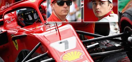 Räikkönen tekent voor twee jaar bij Sauber, Leclerc stapt over naar Ferrari
