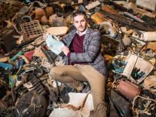 Winkelen kan vanmiddag in Arnhem met 'afvalbutlers' op de Plastic Soep Parade