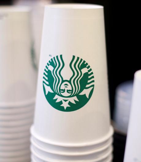 Starbucks bij De Lucht langs A2 bij Bruchem