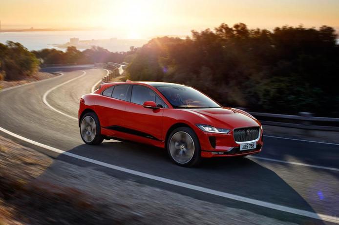 Elektrische Jaguar I Pace Nu Te Bestellen Vanaf 80 000 Euro Auto