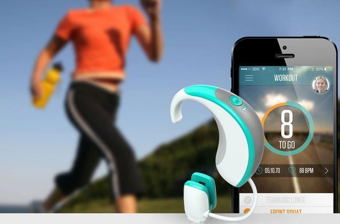 Apparaten, zoals slimme horloges, headsets of mobieltjes, zijn tegenwoordig uitstekend geschikt om de gezondheid bij te houden