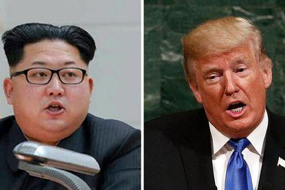 """""""4 minuten, zoveel tijd heeft Trump nodig om kernoorlog te starten"""""""