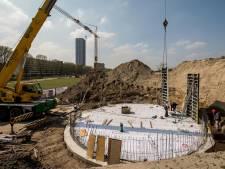 Panoramatoren Spoorpark: nu de hoogte in