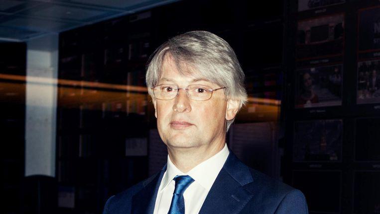 Marcel Gelauff. Beeld Linda Stullic