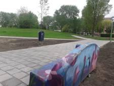 Wijkspeelplaats bij Bossche Helftheuvelweg krijgt historisch tintje