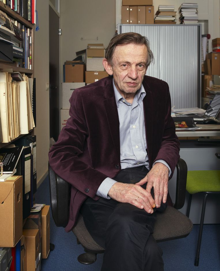 Rudi Ekkart. Beeld Daniel Cohen