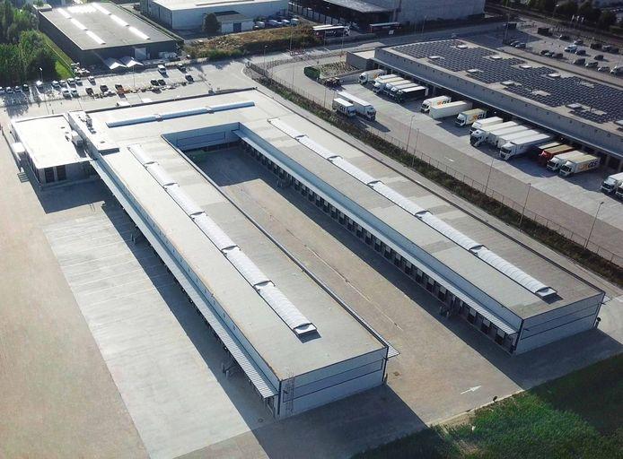 Sinds deze maand is er naast de vrachthal ook een pakketdepot operatief op de GLS-site in Tongeren.