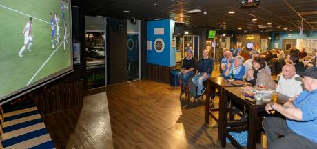 Vijf gemiste wedstrijden: coronacrisis raakt ook Supportersclub PEC Zwolle financieel