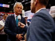 Trump-supporter Geert Wilders in Cleveland voor conventie