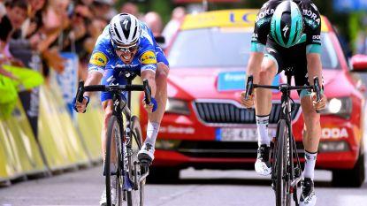 Alaphilippe pakt tiende overwinning van het seizoen in Dauphiné, Yates als leider richting hooggebergte