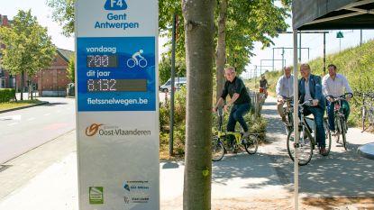 """Zeven nieuwe fietstelpalen: """"Om beter zicht te krijgen op fietsstromen"""""""