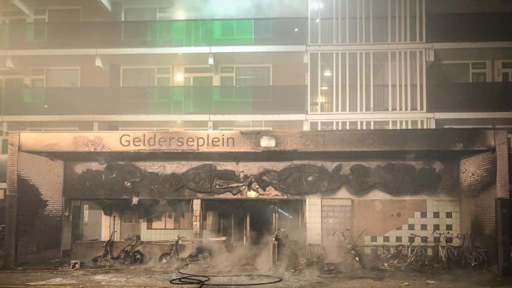 Fatale flatbrand in Arnhem diepgaand onderzocht