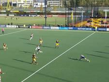 Hockeysters SCHC met kater de winterstop in na nederlaag bij Den Bosch