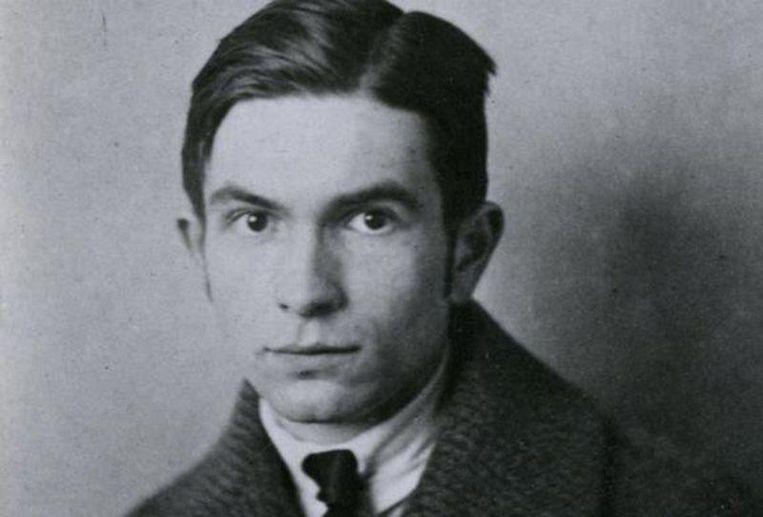 Dichter:Paul van Ostaijen 'Zijn gedichten zijn nog steeds superlevend en fris.' Beeld