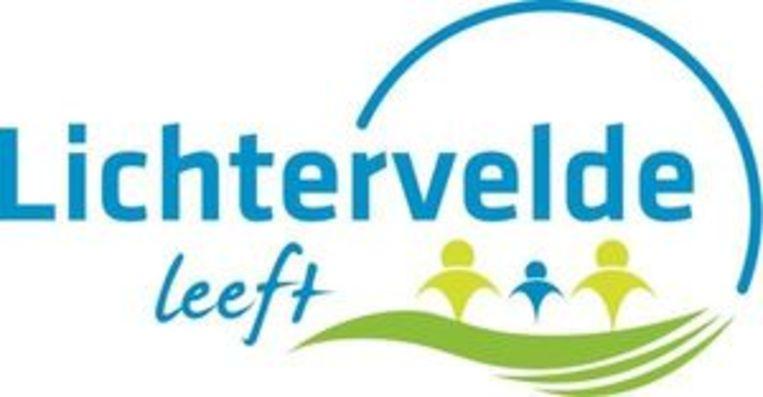 De slogan van de gemeente is toepasselijk nu er meer dan 9.000 Lichterveldenaars zijn.