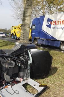 Twee doden bij ongeluk in Elburg