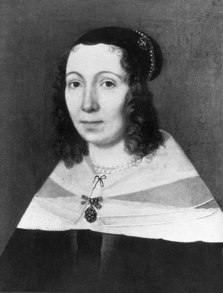 Maria Sibylla Merian Beeld BPK