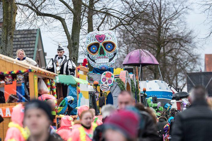 JV 04022018 Westervoort Carnaval optocht / Foto : Jan Ruland van den Brink