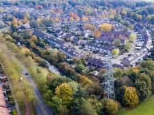 Tegenvaller voor Apeldoorn: provincie betaalt niet mee aan ondergronds brengen van hoogspanningslijnen in De Maten