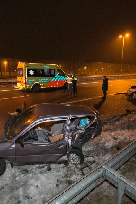 Jaar cel voor Arnhemmer (38) die dodelijk ongeluk op A12 veroorzaakte
