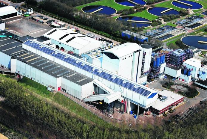 Op het gebouw van de ARN in Weurt zijn in 2013 ook al zonnepanelen geplaatst.