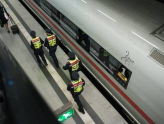 Na mislukte aanslagpogingen in Duitsland: verdachte opgepakt die het met terreurbende zou gemunt hebben op hogesnelheidstreinen