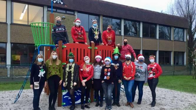 2.600 km stappen in ruil voor cadeautje: schoolpersoneel wandelt tijdens vakantie tot aan stad van de Kerstman in Finland