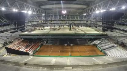 VIDEO: Even het voetbalveld opzij duwen, Goffin en co spelen straks in hypermodern Rijsels stadion