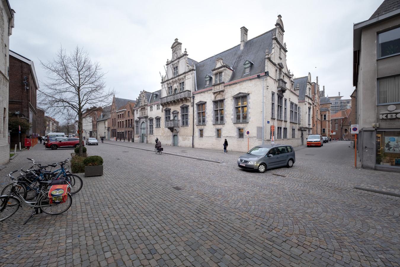 De Mechelse rechtbank