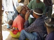 Hardenberger oogheelkundige apparatuur op weg naar Zambia