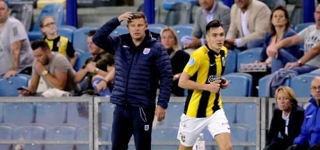 Schorre Stegeman snakt naar meer competitie in PEC Zwolle-selectie