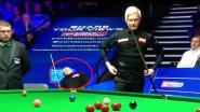 Onheilspellend beeld van viervoudige wereldkampioen zorgt voor verbijstering bij snookerfans