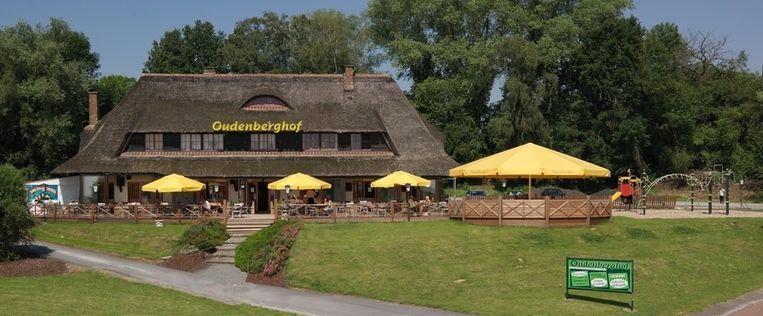 In restaurant Oudenberghof werd een tafelschuimer bij de kraag gevat.