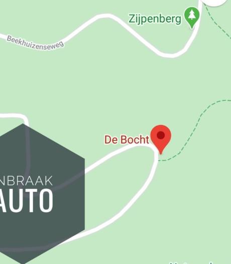 Autokrakers slaan opnieuw toe op parkeerplaatsen bij natuurgebied De Posbank