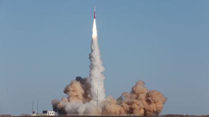 Satellietmissie commercieel Chinees ruimtevaartbedrijf loopt fout: raket geraakt niet in baan om de aarde