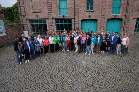 Stad Poperinge verwelkomt nieuwe inwoners