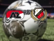 LIVE   AZ ongewijzigd, matchwinner Boussaid krijgt basisplaats bij FC Utrecht