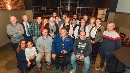 Petanqueclub De Macote huldigt clubkampioenen