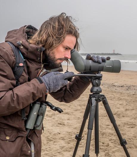 Beste spotter ter wereld vertelt in Nijverdal over 6841 vogels in 40 landen