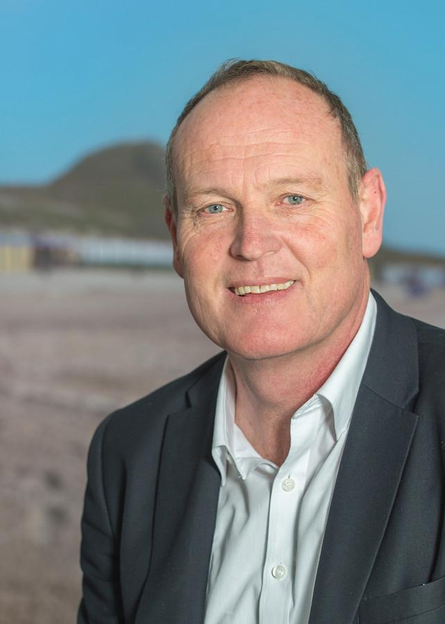 Chris Maas PvdA / GroenLinks fractievoorzitter.