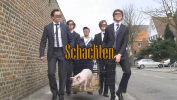 De Leuvense studentenclub Reuzegom kwam in het verleden al in opspraak vanwege vermeend dierenmisbruik.